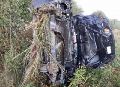 Смертельная авария в Грязовецком районе