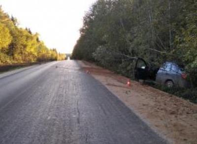 Трагическое ДТП на трассе Тотьма — Никольск