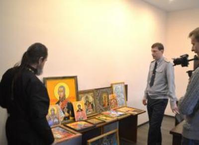 Вологодские заключенные сменили феню на язык иконописи