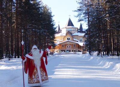 Для Деда Мороза построят дворец за 350 миллионов рублей