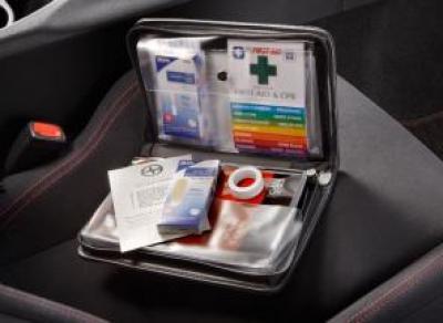Новые требования к автомобильной аптечке