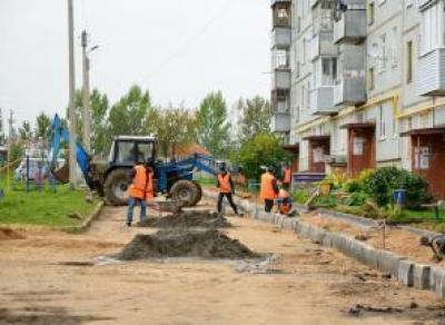 Летом в Вологде отремонтируют 60 дворов