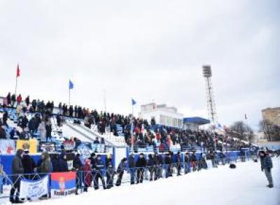 «Динамо» уничтожило «Строитель» в вологодском матче