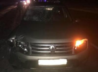 На трассе под Соколом насмерть сбили пешехода