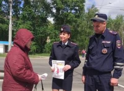 67 пешеходов сбито в Вологде в этом году