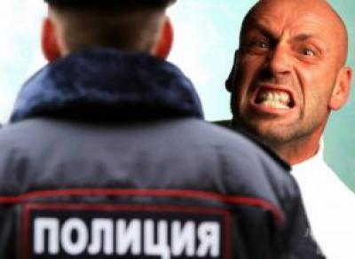 За драку с полицейским вологжанин отсидит 3,5 года