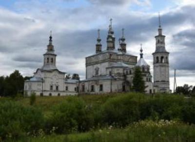Жители Лальска просятся в состав Вологодчины
