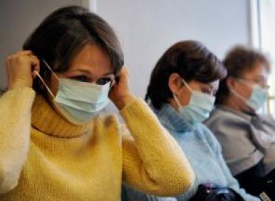 На Вологодчине зафиксировали случаи заболевания гриппом