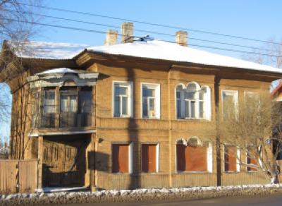 Владельцу исторического здания на Чернышевского выписали штраф