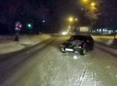 В Вологодской области ВАЗ сбил на пешеходе маленькую девочку