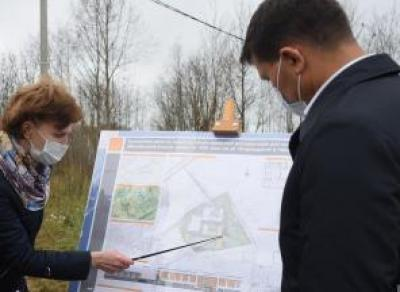 Школу на 1000 мест построят в Вологде