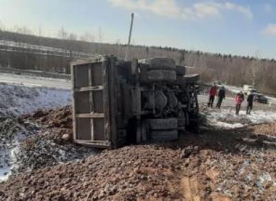 Водитель МАЗа погиб в Череповецком районе