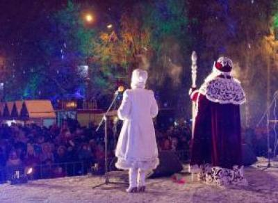 3 красочные фотозоны подготовят в Вологде к Новому году