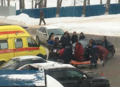 В Вологде подростка сбил КамАЗ