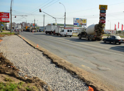 На Окружном шоссе перенесут одну из остановок общественного транспорта