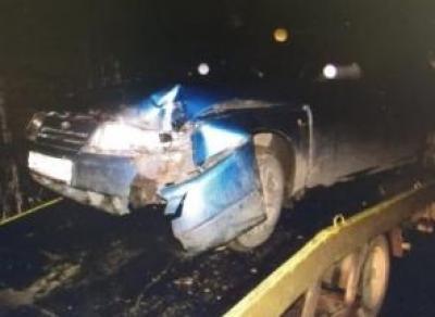 Подросток разбил машину соседа