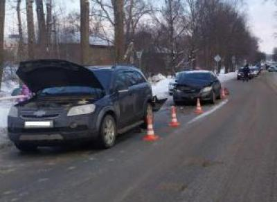 Пьяный водитель травмировал женщину