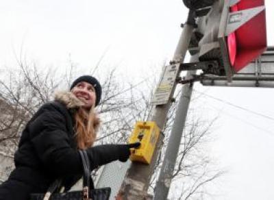 В Вологде установили чудо-светофор