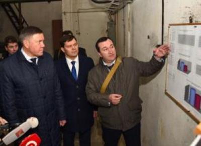 Очистные сооружения «Вологдагорводоканала» ждет ремонт