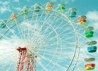 В Вологде планируют построить 40-метровое колесо обозрения