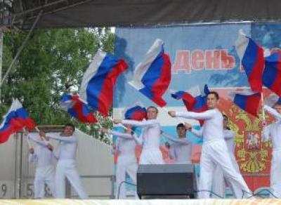 В День России вологжане увидят спортивные состязания, мотопробег и концерт