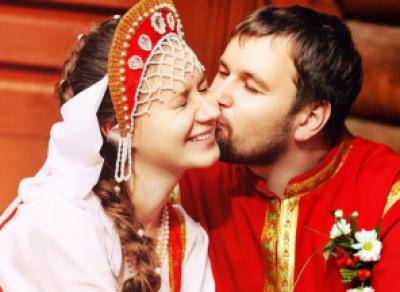 Что должно быть на вашей свадьбе?