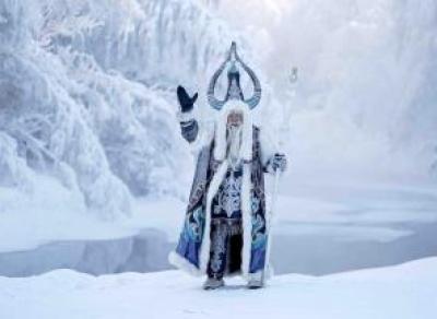 Чысхаан поздравил вологжан с Новым годом
