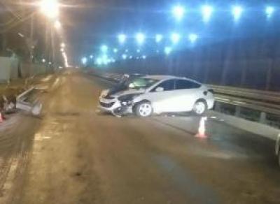 ДТП на Советском проспекте: за рулем находился пьяный вологжанин