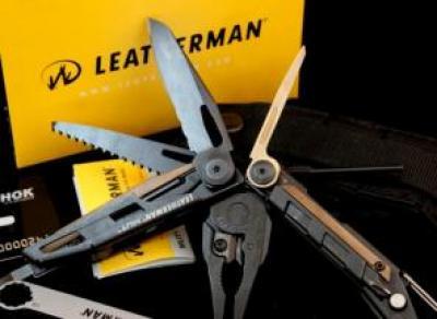 Leatherman: инструмент на все случаи жизни