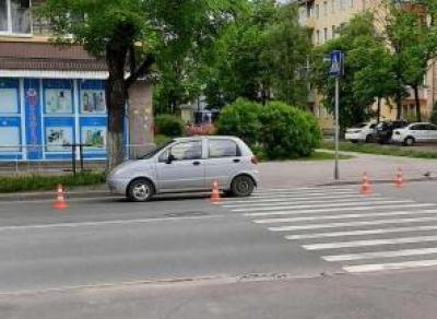 На ул. Зосимовской сбили пенсионера