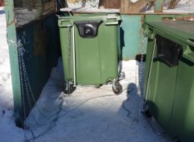 В Вологде продолжается война за контейнеры