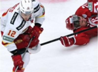 «Северсталь» поборется за выход в плей-офф с финским «Йокеритом»