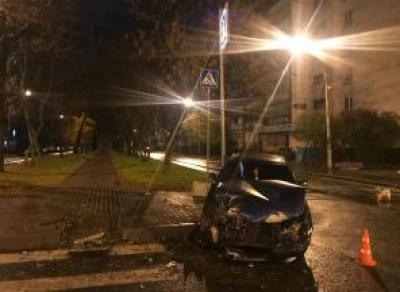 В Череповце неизвестный устроил ДТП с двумя пострадавшими