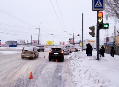 В Вологде 15-летнюю школьницу сбил депутат Заксобрания области