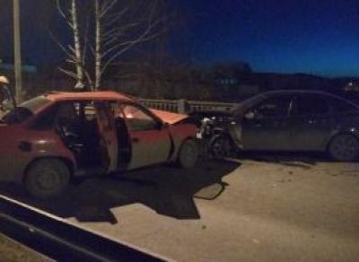 ДТП на мосту в Лукьяново: есть пострадавшие