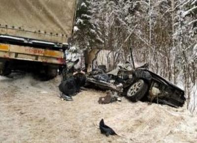 Мама двоих детей погибла в страшной аварии
