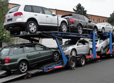 Импорт легковых автомобилей в Россию увеличился впервые за три года