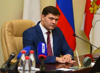 Сергей Воропанов собирается бороться за место мэра Вологды