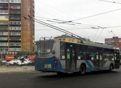 Два троллейбусных маршрута уберут в Вологде