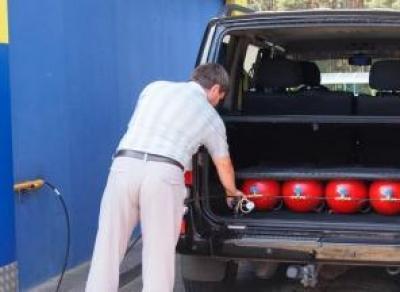 Перевести машину на газ стало гораздо дешевле