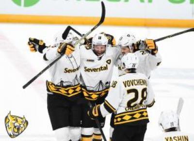 Зарплаты хоккеистов Череповца оказались в числе самых маленьких в КХЛ