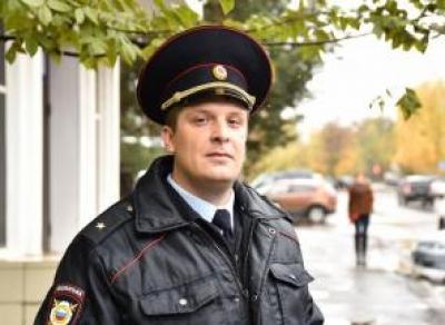 Полицейский из Вологды стал лучшим участковым области