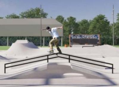 Скейт-парк за 40 млн. руб. построят в Вологде