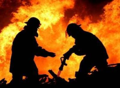 Более 50 человек эвакуировали из-за пожара в Череповецкой больнице