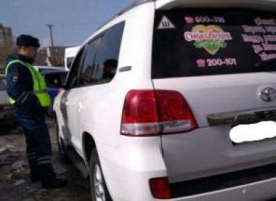 Порядка 10 автомобилей арестовали судебные приставы у череповецких должников