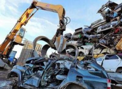 Вологжанин присвоил чужой автомобиль и сдал его в металлолом