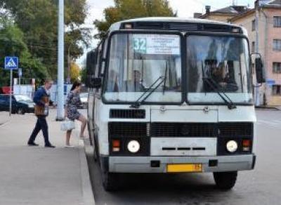 Вологжане проследили за автобусами и поразились