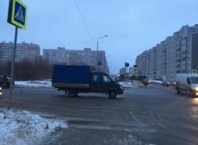 В Вологде «Газель» сбила 84-летнюю пенсионерку
