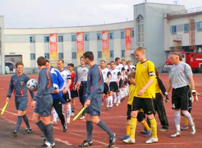 Вологодчина вернется в профессиональный футбол