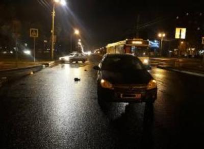 В Череповце сбили трёх пешеходов, один находится в коме